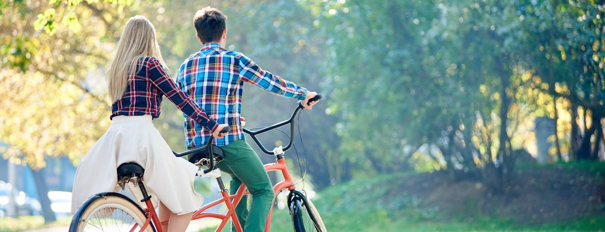 társkereső kerékpárosoknak