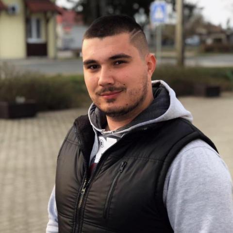 Balázs, 22 éves társkereső férfi - Drávaszabolcs