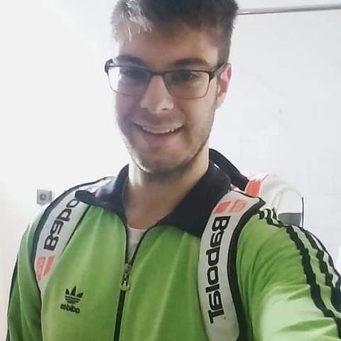 Bálint, 25 éves társkereső férfi - Komarno
