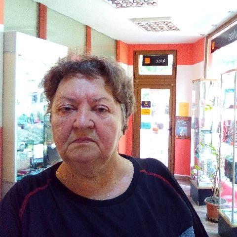 Katalina, 74 éves társkereső nő - Marghita