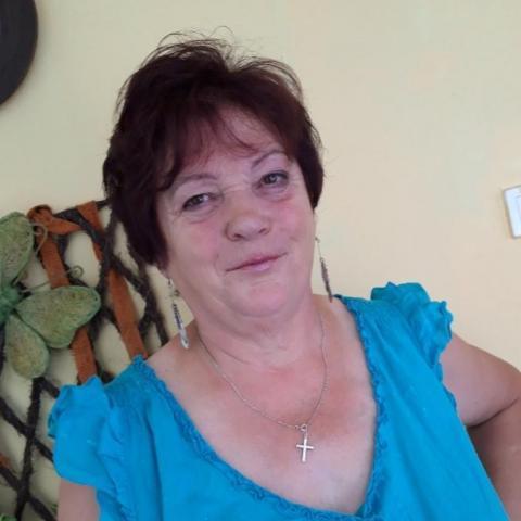 Erzsébet, 67 éves társkereső nő - Jászkisér