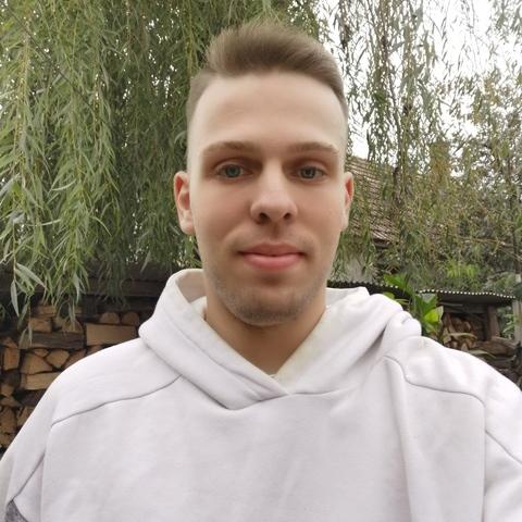 Bence, 21 éves társkereső férfi - Diósd