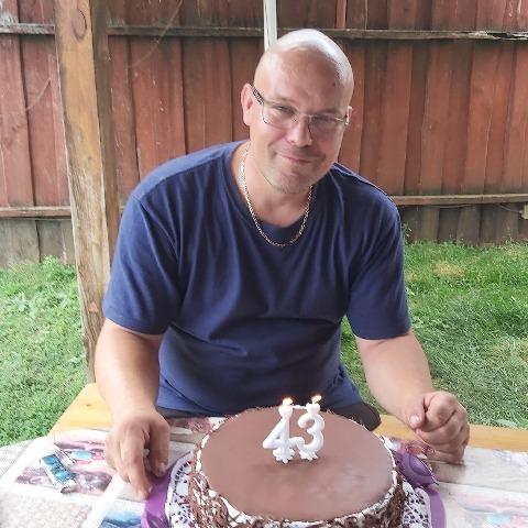 Zsolt, 43 éves társkereső férfi - Felsőpakony