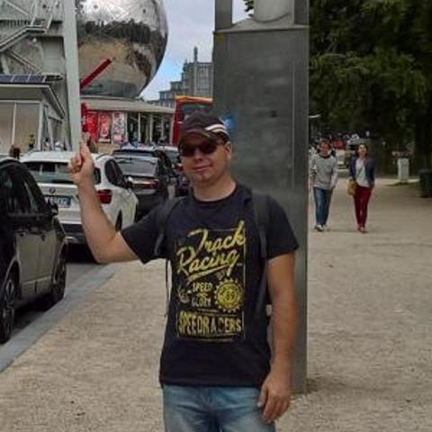 Tamás, 37 éves társkereső férfi - Győr