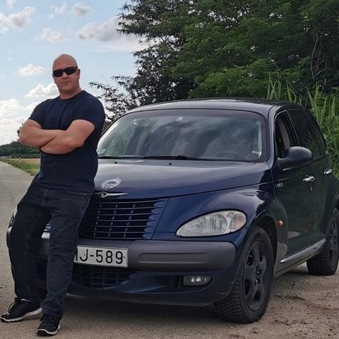 Árpád, 29 éves társkereső férfi - Szeged