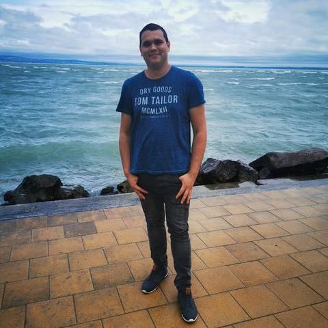 Dezsi, 24 éves társkereső férfi - Nagykőrös