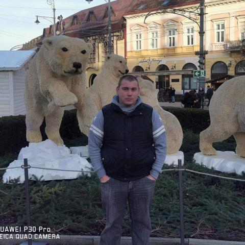Géza, 35 éves társkereső férfi - Kék