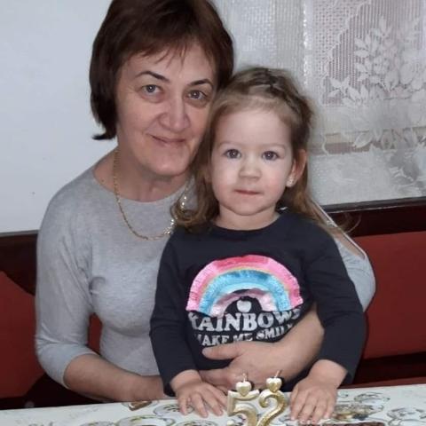 Erzsó, 54 éves társkereső nő - Kisar