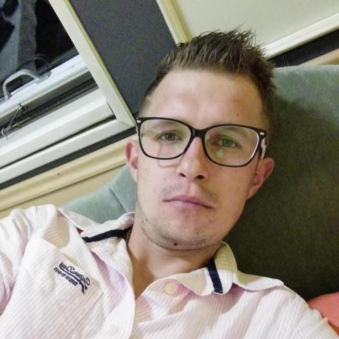 Miklós, 29 éves társkereső férfi - Gemzse