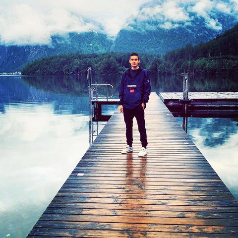 Bence, 20 éves társkereső férfi - Sándorfalva