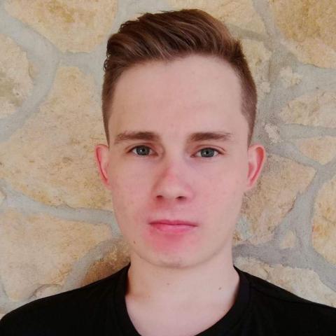 Máté, 20 éves társkereső férfi - Békés