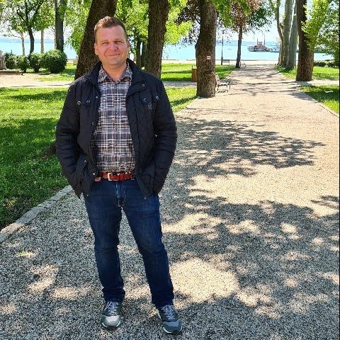Tibi, 41 éves társkereső férfi - Budapest