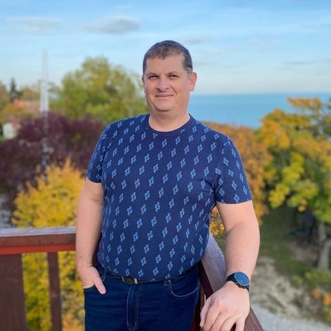 Róbert, 48 éves társkereső férfi - Pápa
