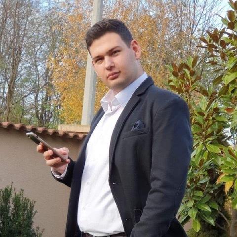Máté, 23 éves társkereső férfi - Szeged
