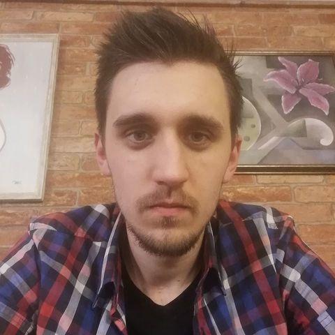 Gergő, 23 éves társkereső férfi - Domaszék