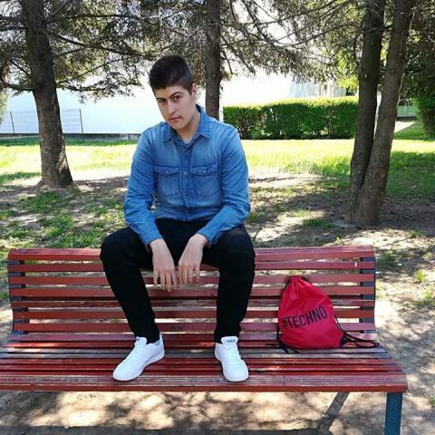 Patrik, 20 éves társkereső férfi - Dombóvár