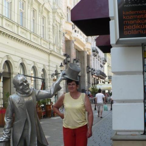 Ilona, 65 éves társkereső nő - Pusztaföldvár