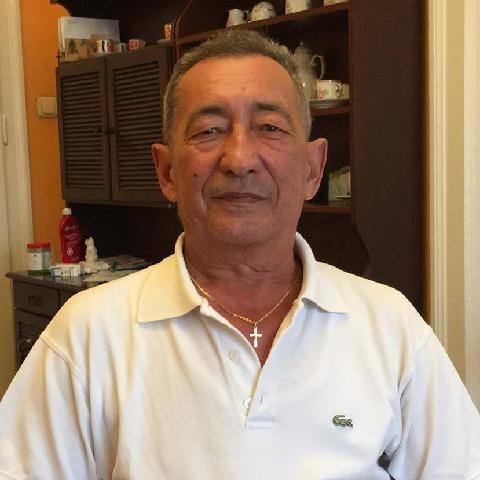 András, 64 éves társkereső férfi - Miskolc