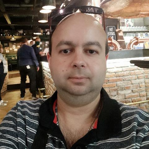 Gyuri, 33 éves társkereső férfi - Királyhelmec