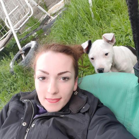 Tina, 24 éves társkereső nő - Győr