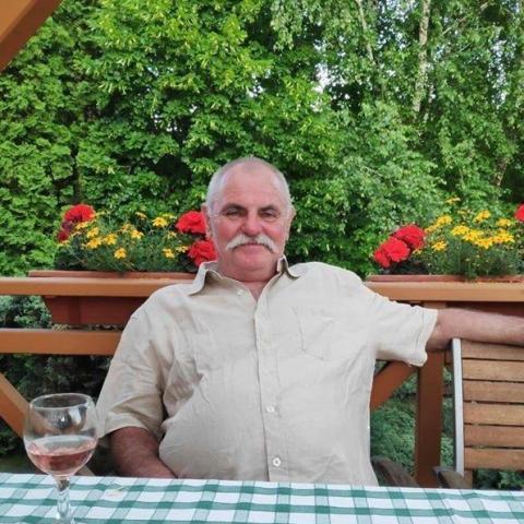 Rudolf Antal, 62 éves társkereső férfi - Győr