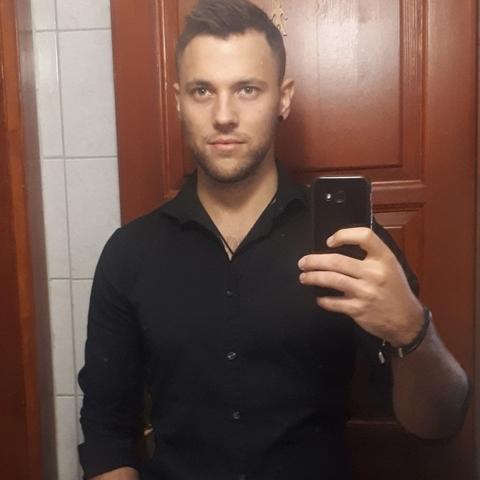 Ricsi, 29 éves társkereső férfi - Nemesbük