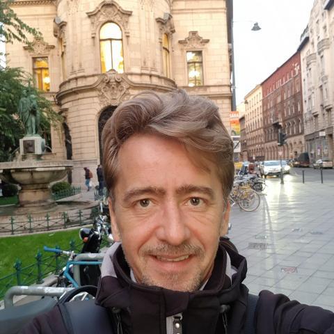 József, 46 éves társkereső férfi - Budapest