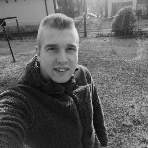 Zsolt, 22 éves társkereső férfi - Kazár
