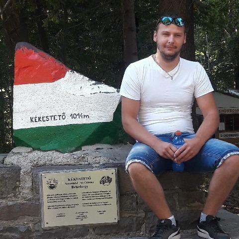 Balázs, 27 éves társkereső férfi - Székesfehérvár