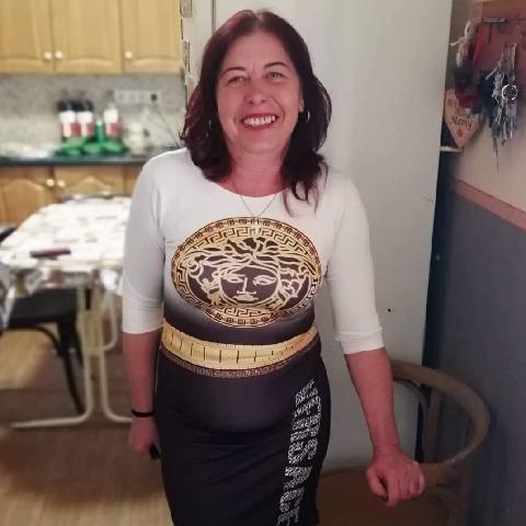 Anna, 50 éves társkereső nő - Szátok