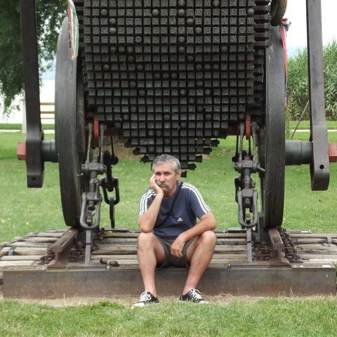 Ferenc, 60 éves társkereső férfi - Dunaföldvár