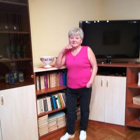 Kata, 68 éves társkereső nő - Békéscsaba