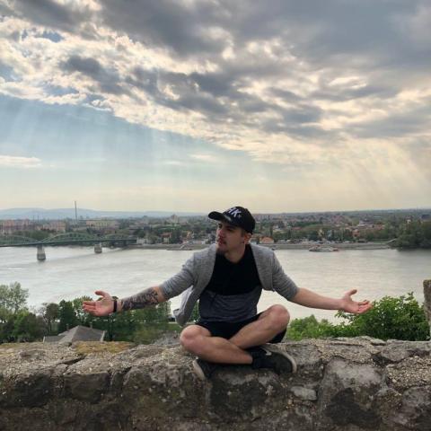 Szabolcs, 19 éves társkereső férfi - Sarkad