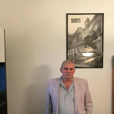Attila, 56 éves társkereső férfi - Diósjenő