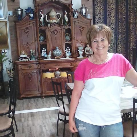 Klári, 64 éves társkereső nő - Gávavencsellő