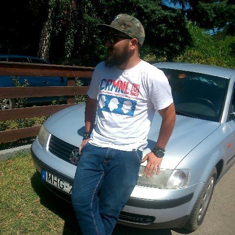 Csabi, 26 éves társkereső férfi - Debrecen