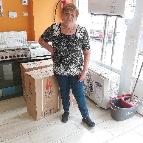 Maria, 60 éves társkereső nő - Salgótarján