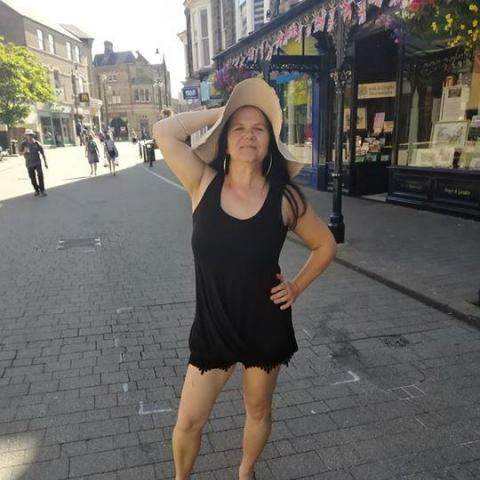 Andrea, 53 éves társkereső nő - Tiszadob