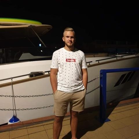 Márk, 20 éves társkereső férfi - Pálháza