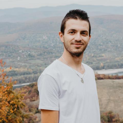 Dominik, 22 éves társkereső férfi - Szalka