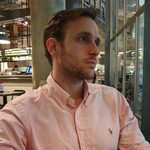 Máté, 29 éves társkereső férfi - London