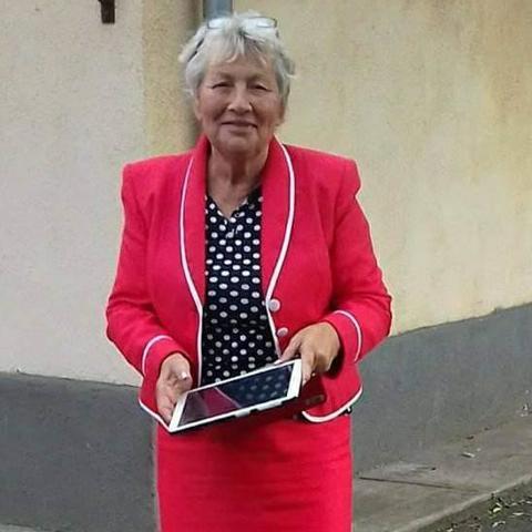 Judit, 65 éves társkereső nő - Budapest