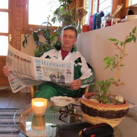 János, 70 éves társkereső férfi - Kajdacs