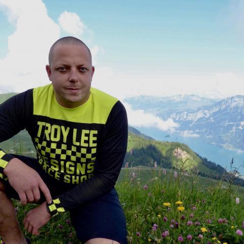 Hunor, 27 éves társkereső férfi - Affeltrangen