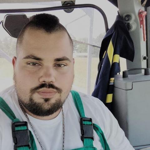 David, 25 éves társkereső férfi - Káptalanfa