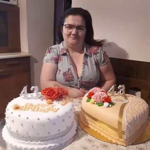 Gabi, 43 éves társkereső nő - Szentpéterúr