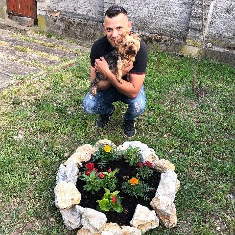 Attila, 34 éves társkereső férfi - Szendrő