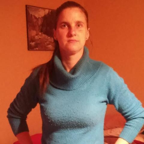 Zsuzsanna, 38 éves társkereső nő - Cered