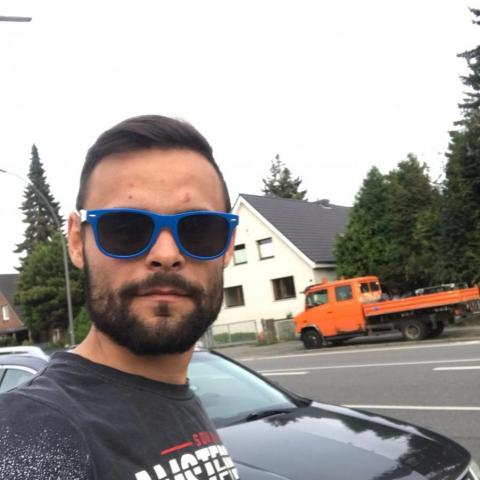 Ricsi, 28 éves társkereső férfi - Miskolc