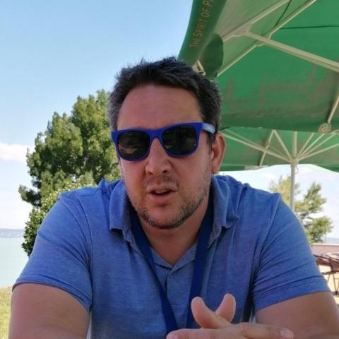 Geri, 44 éves társkereső férfi - Zamárdi